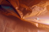 (not) red plastic bag