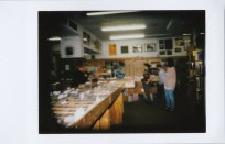 Recycled Records, Denton, TX 2017