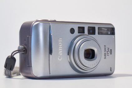 Canon SureShot 115u wide