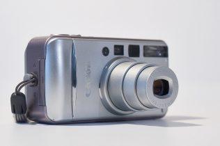 Canon SureShot 115u zoom, step 3