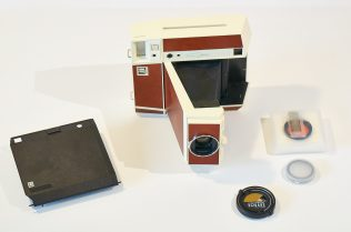 Lomo'Instant Square - the whole package