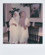 My darling, adorable wife, and her sister Fatima - Irving, TX 2018