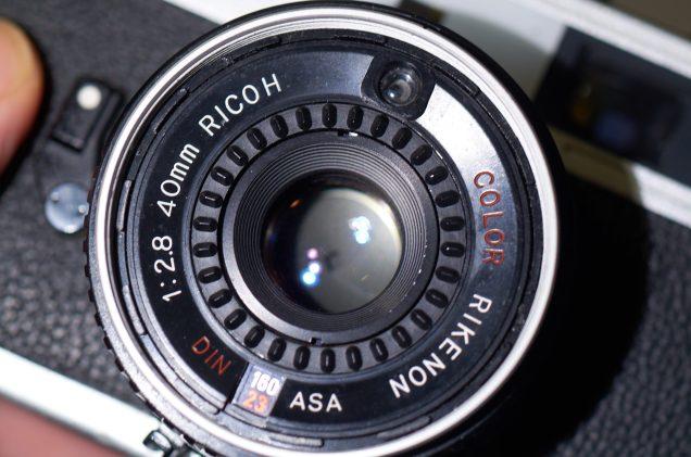 Ahhh, that 40mm Rikenon