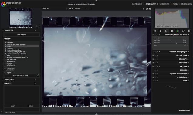 Digital Darkroom Software Review: Darktable – James Cockroft