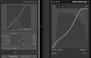 LR5 tone curve compare