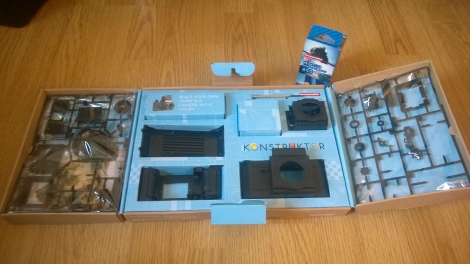 DIY Lomography Camera