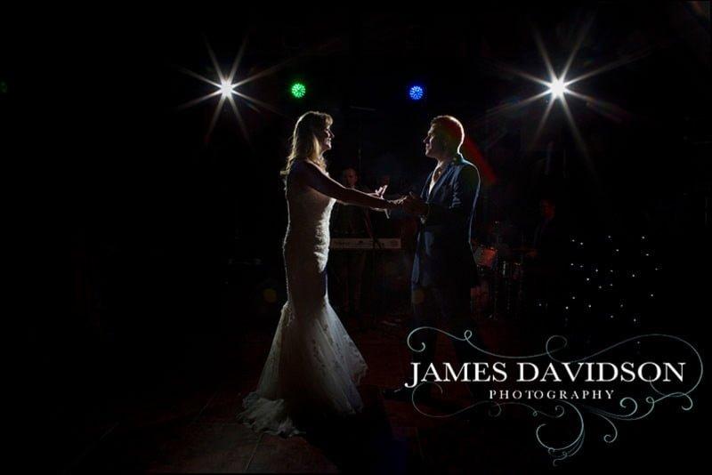 Ramster Hall wedding