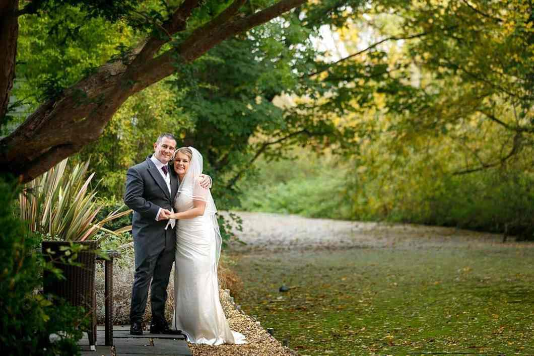 Riverside House Hotel wedding