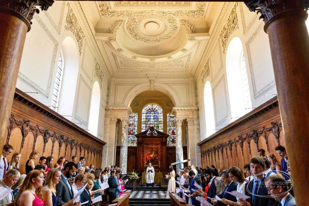 Pembroke College, Cambridge wedding photography