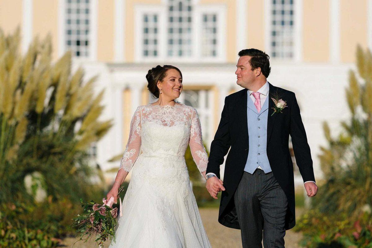hintlesham hall wedding photos