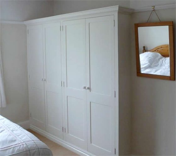 Bookcases Cabinets Wardrobes And Fitted Furniture