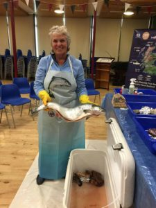 Seafood scotland workshop