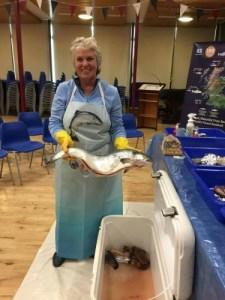 Seafood scotland workshop