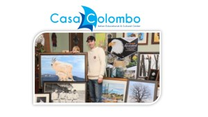 IECC/ (Italian Educational and Cultural Center) Center for the Arts at CASA COLOMBO IN JERSEY CITY FROM MARCH 25TH THROUGH APRIL  3, 2018 @ Casa Colombo