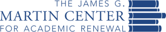 The James G. Martin Center for Academic Renewal