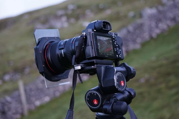 Sony A7R Review - Sony A7R Behind