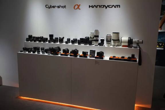 Sony Lens Selection