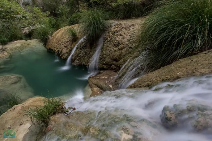 Polilmnio Waterfalls - Greece Photography