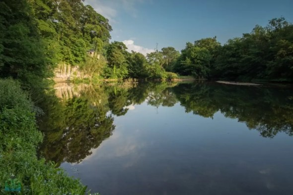 Water Cum Jolly  - Peak District Photography