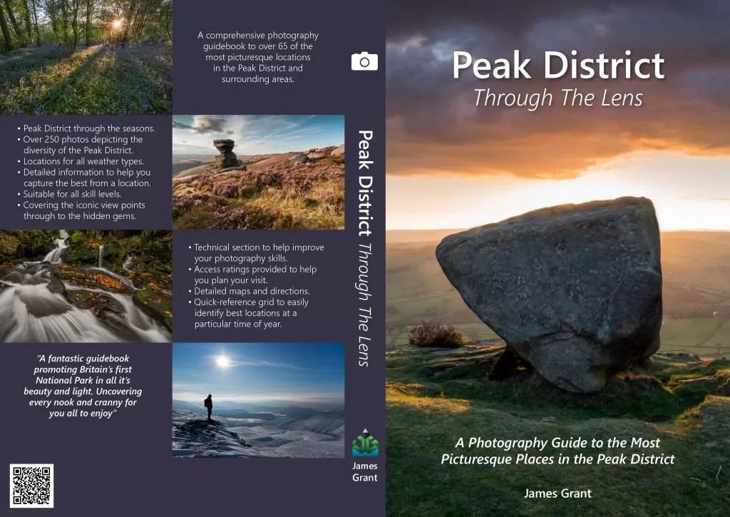 Peak District Through The Lens - Peak District Photography Guidebook