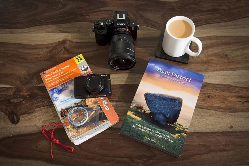 Plan your next trip out with 'Peak District Through The Lens;