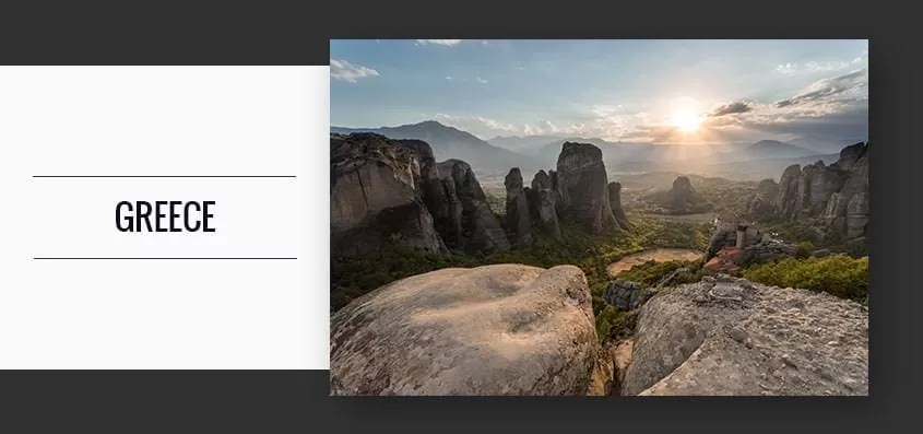 Northern Greece including Meteora Astraka and Zagoria Photography Workshop