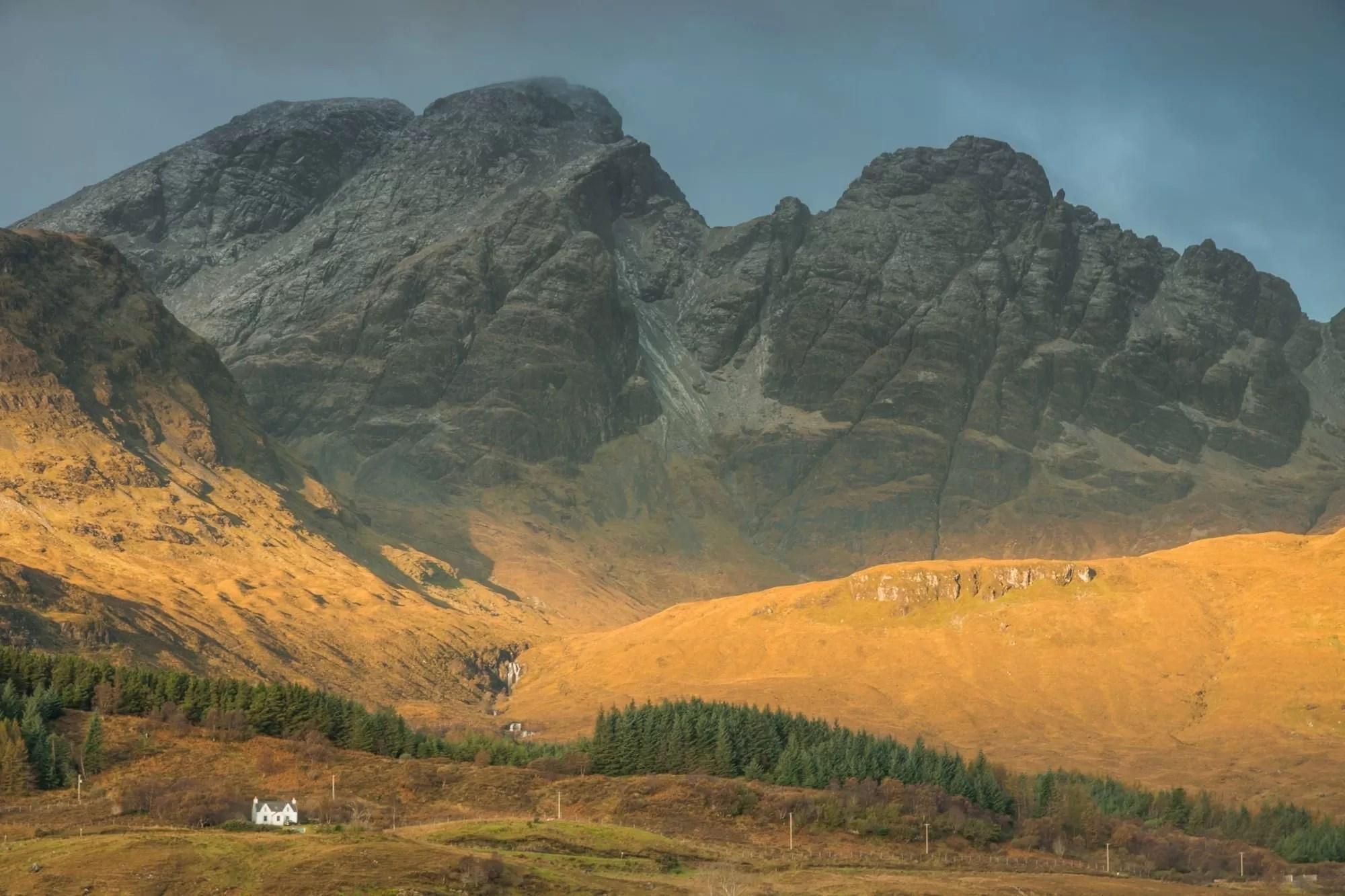 Bla Bheinn Sunrise - Scotland Photography Workshops