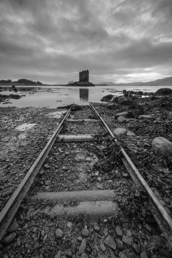 Castle Stalker - Scotland Photography Workshops