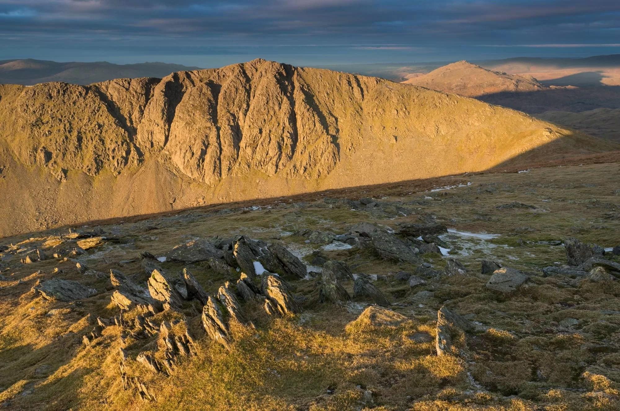 Dow Crag Sunrise - Lake District Photography Workshops