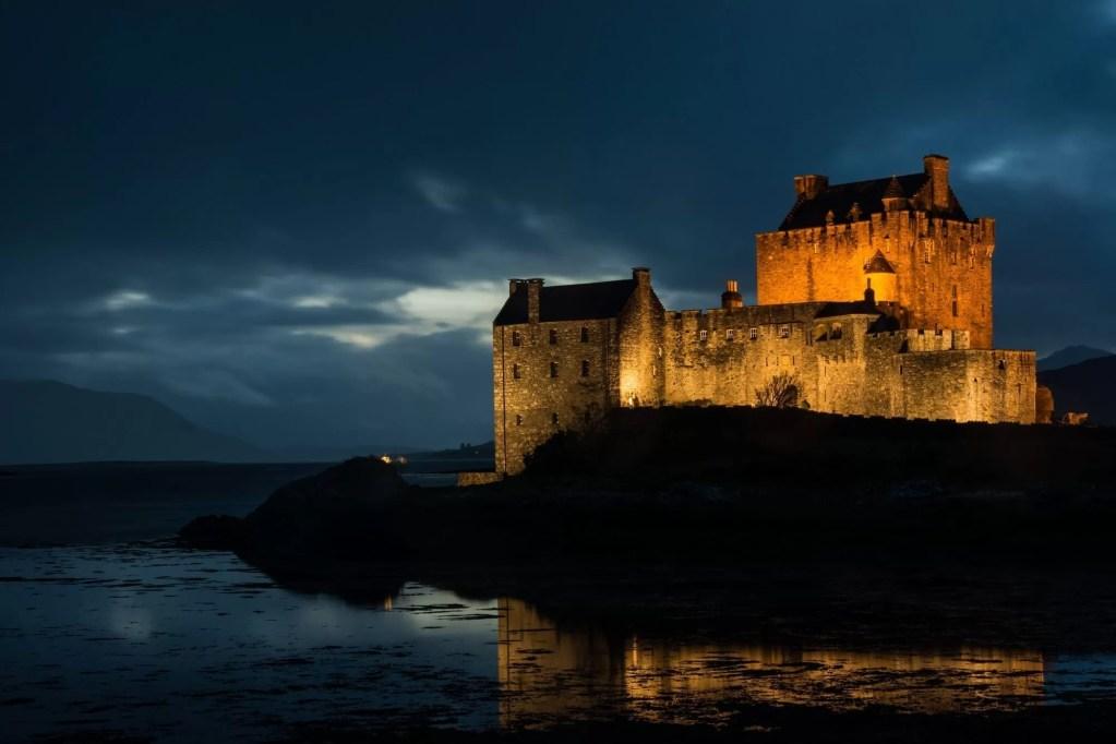 Eilean Donan Castle - Scotland Photography Workshops