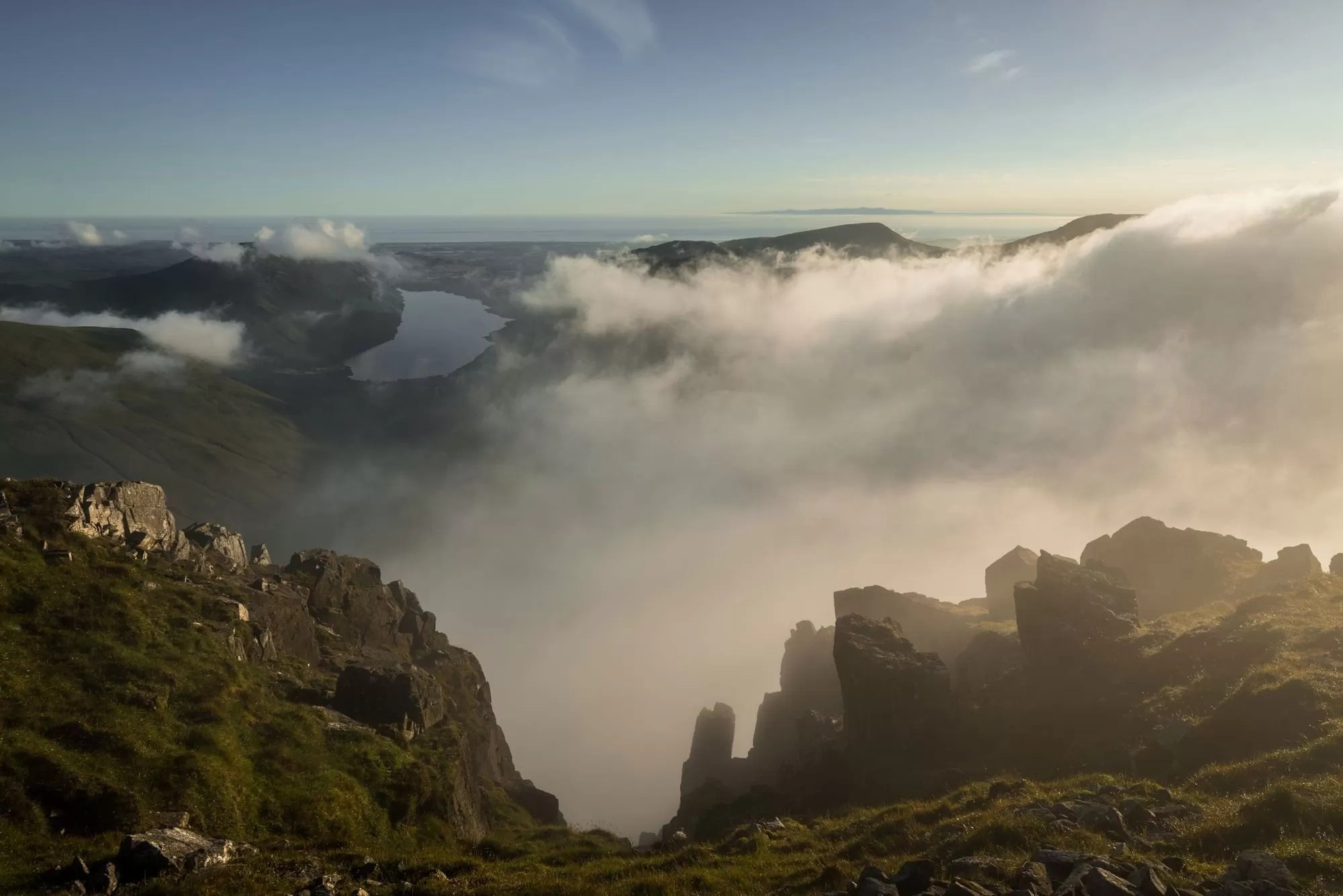 Great Gable Gully - Lake District Photography Workshops