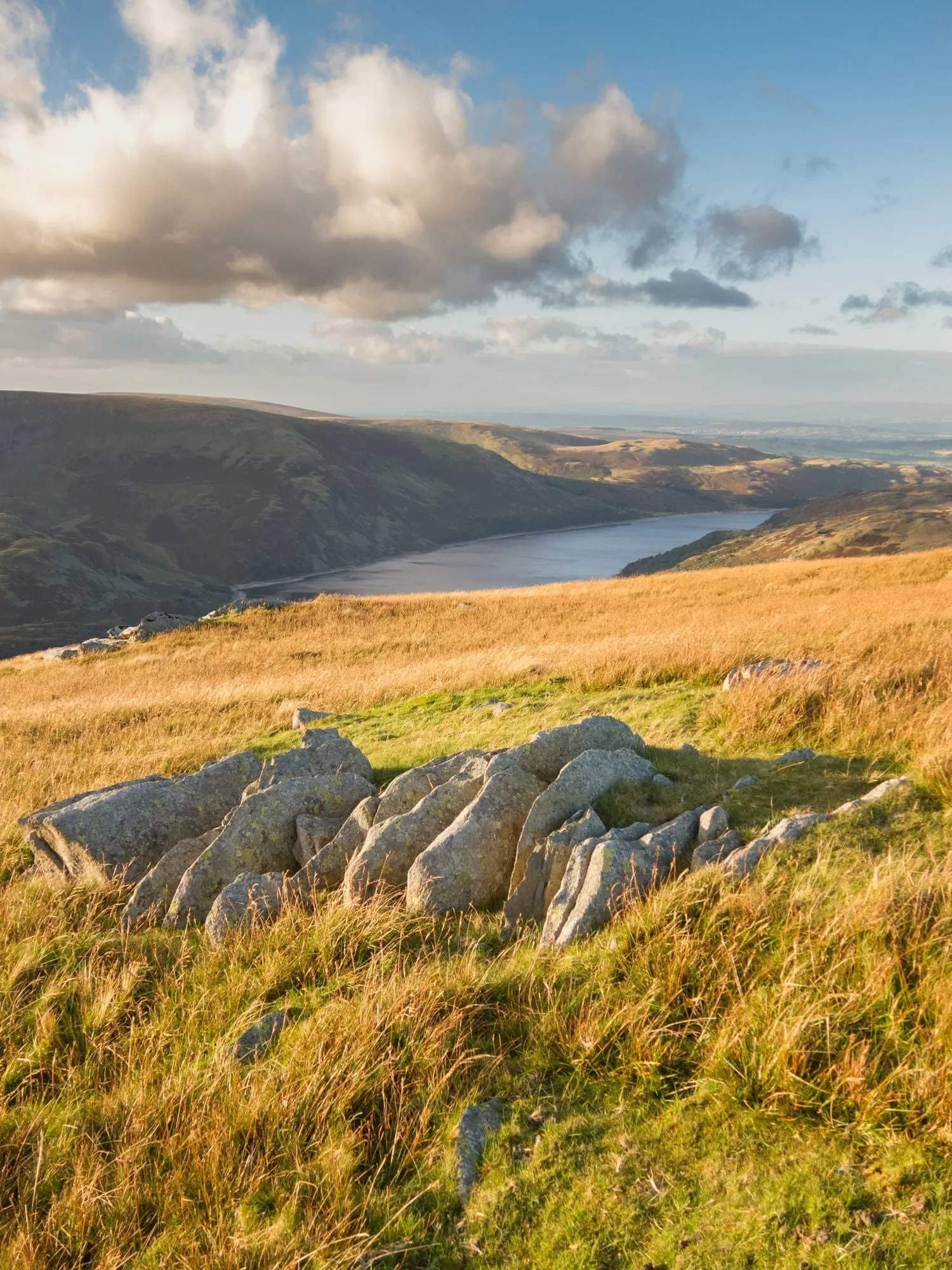 Haweswater from Branstree - Lake District Photography Workshops