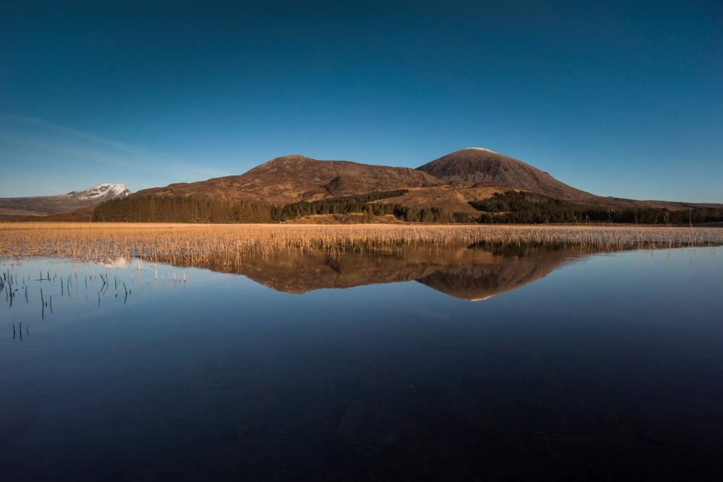 Loch Cill Chriosd Hairy Loch Reflections - Scotland Photography Workshops