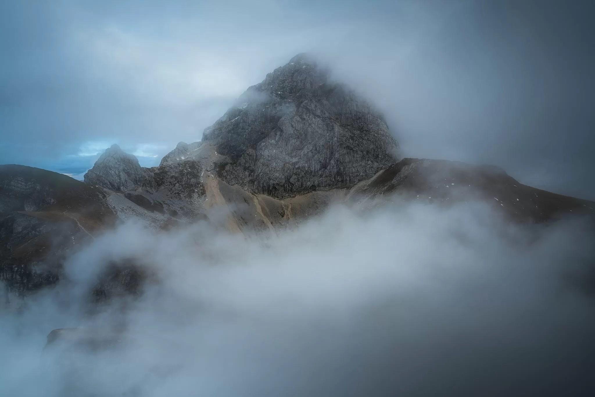 Mangart - Slovenia Landscape Photography