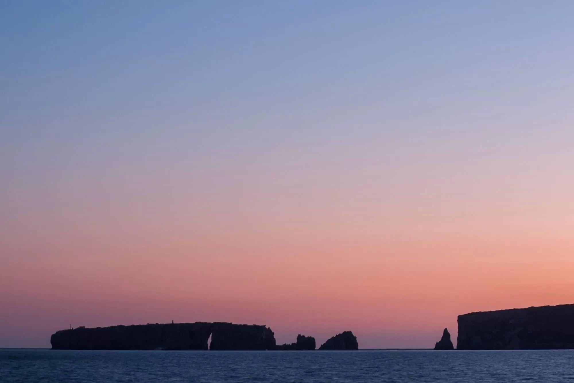Pylos Sunset - Greece Photography