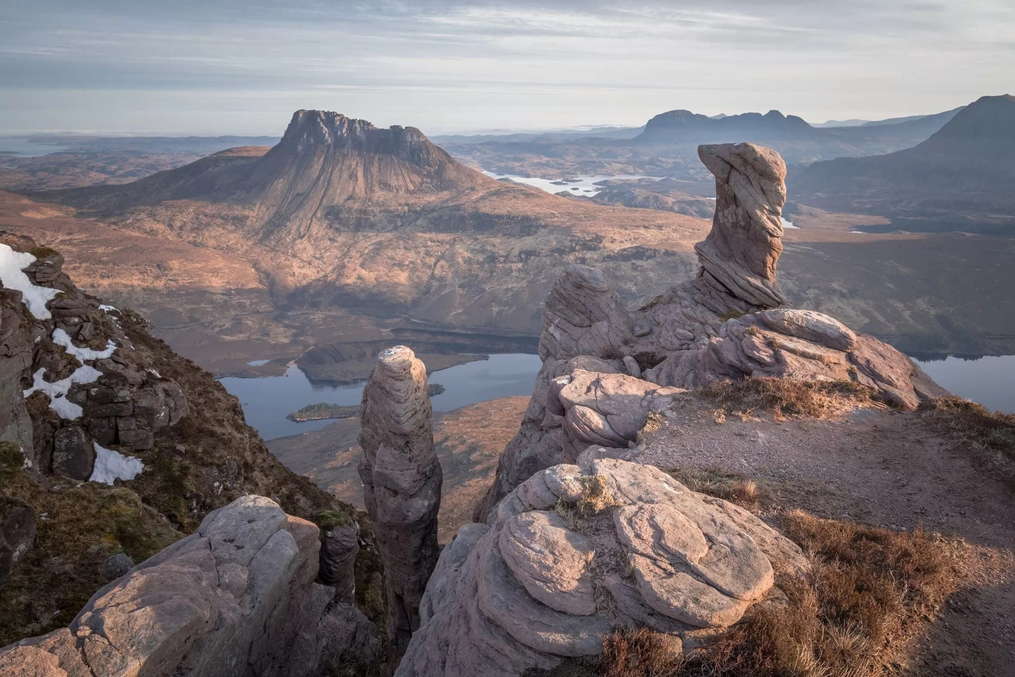Sgorr Tuath - Wild Camping Photography Workshop