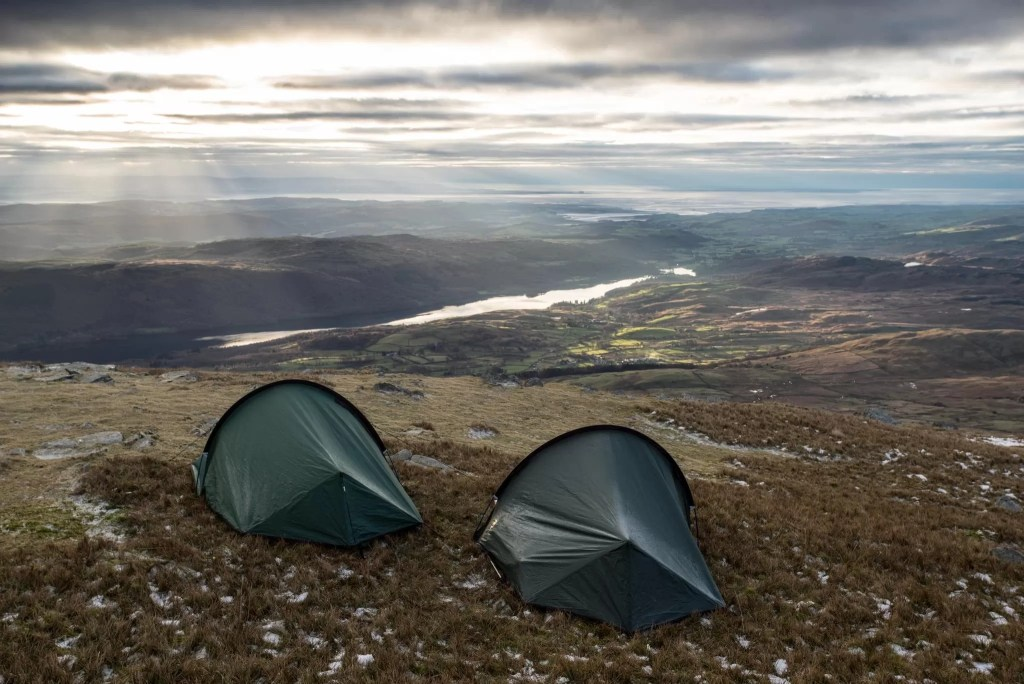 Old Man of Coniston Wild Camping Photography Workshop