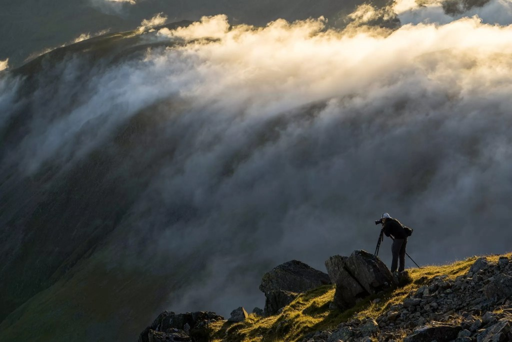 Great Gable Wild Camping Photography Workshop