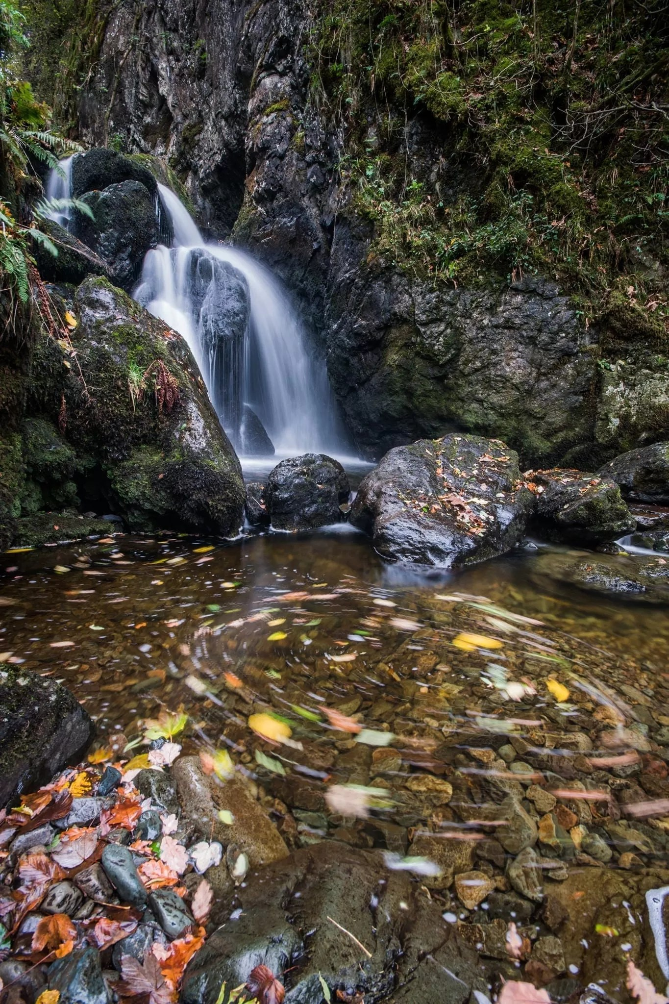 Lodore Falls - Lake District Photography Workshops