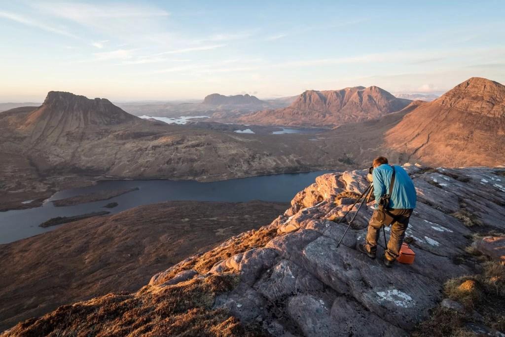 Sgorr Tuath Photography Workshop - Scotland Photography Workshops