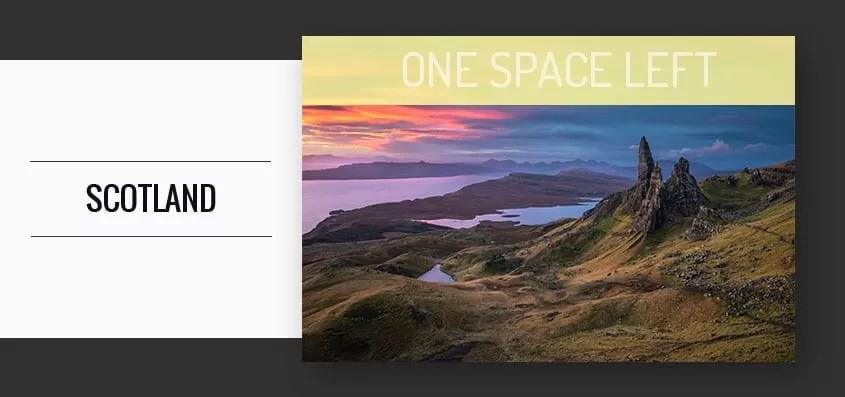 Isle of Skye Photography Workshop Tour March 2019