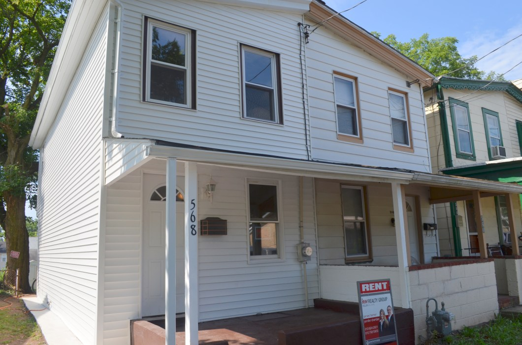 For Rent - 568 Walnut St P0ttstown PA 19464