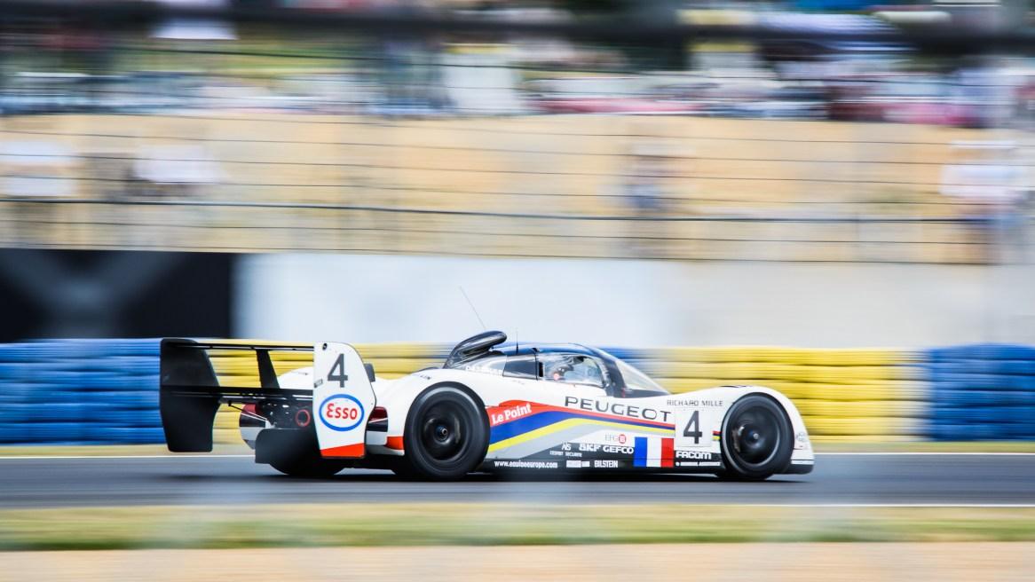 Le Mans Classic 2016, Group C