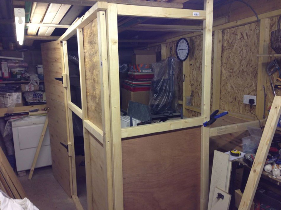 The Darkroom Build!