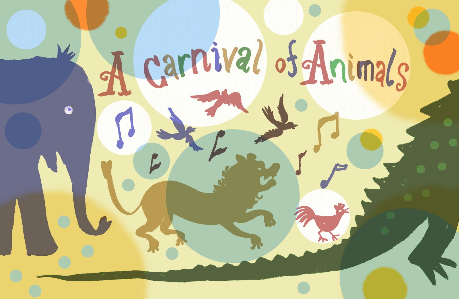 Presenting A Carnival Of Animals