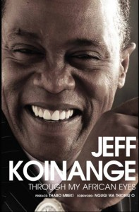 A review of Jeff Koinange's Through My African Eyes