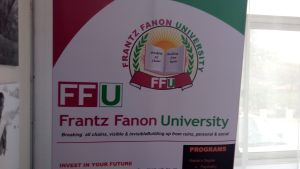 They have a Frantz Fanon univerdity in Hargeisa