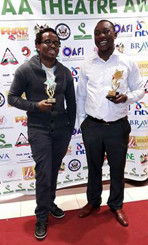 Moses Kilolo and Richard Oduor Oduku