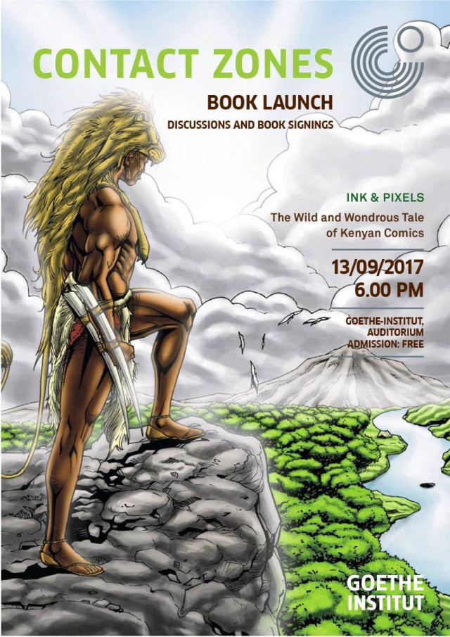 Book launch Ink & Pixel