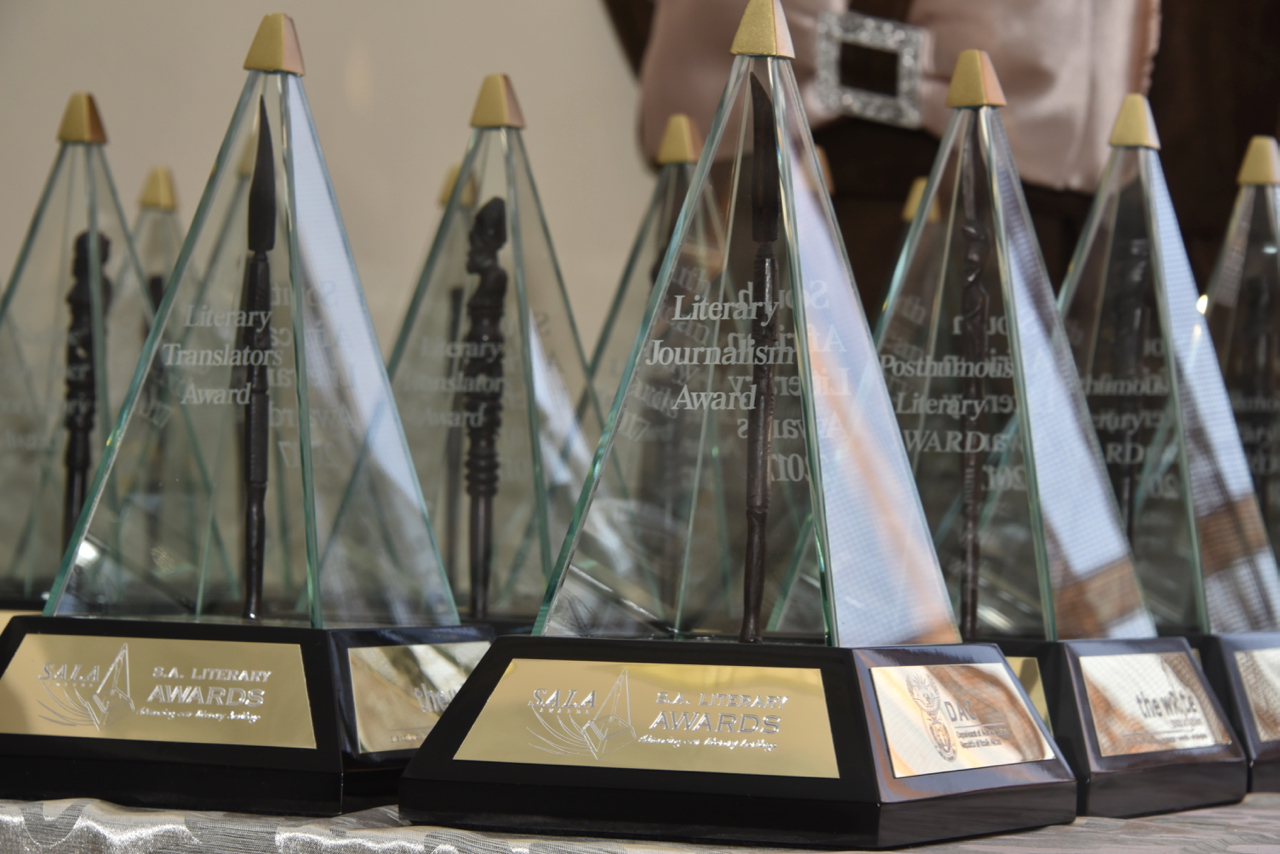 South African Literary Awards 2017